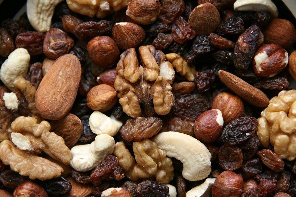 Algunos frutos secos provocan gases