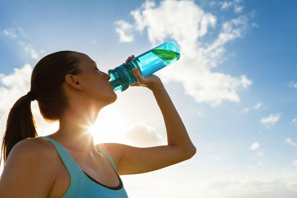 Hidrata el cuerpo con chía