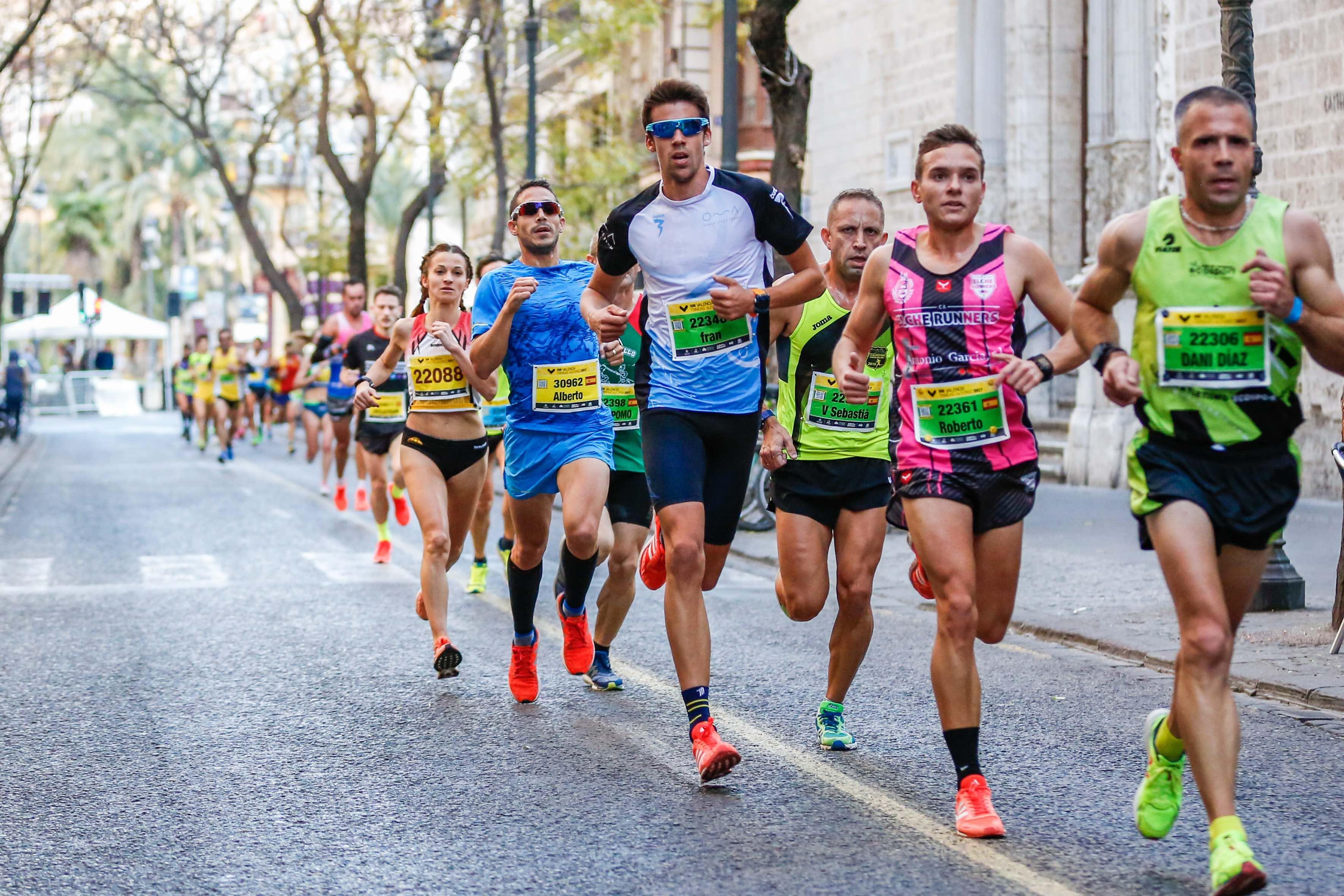 saber si estás listo para correr un maratón