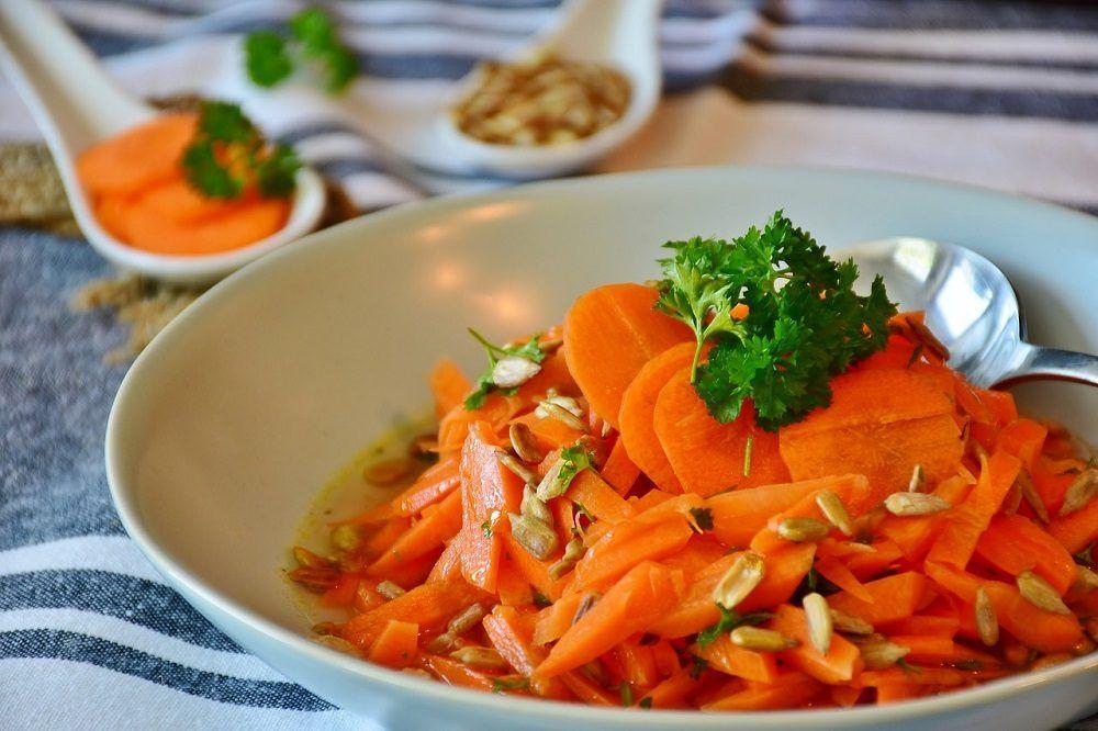Ensalada de zanahorias