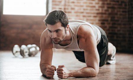 variantes de planks para los abdominales