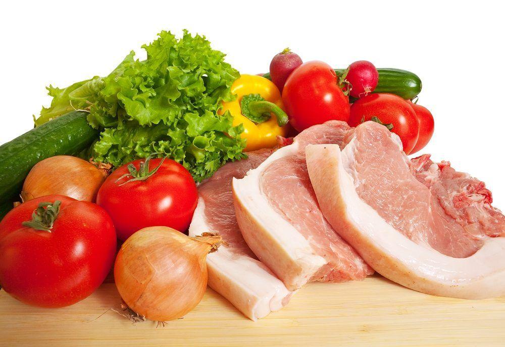Dieta equilibrada y variada