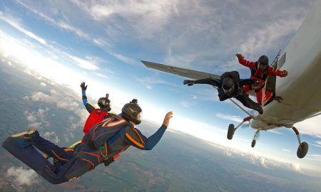 deportes de riesgo más practicados
