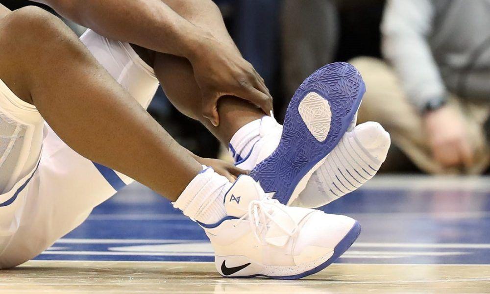 Zapatillas especiales para baloncesto