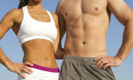 Dieta para conseguir abdominales bonitos