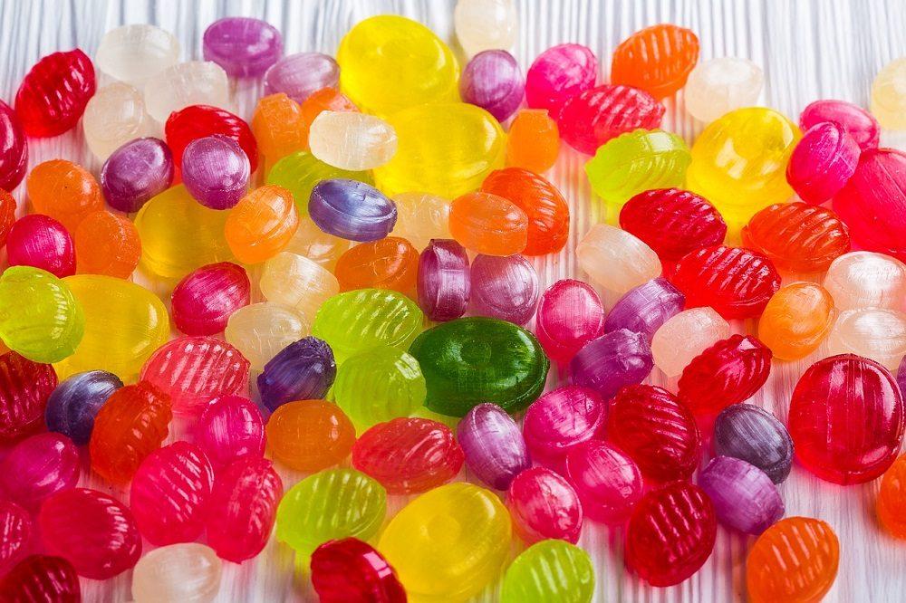 Los caramelos dañan el estómago