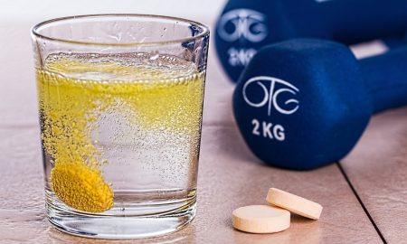 Complementos nutricionales en tu entrenamiento
