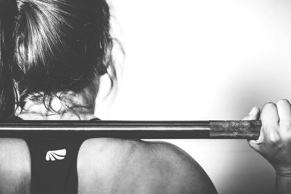 Perder peso entrenando