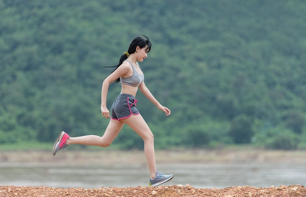 Practicar running