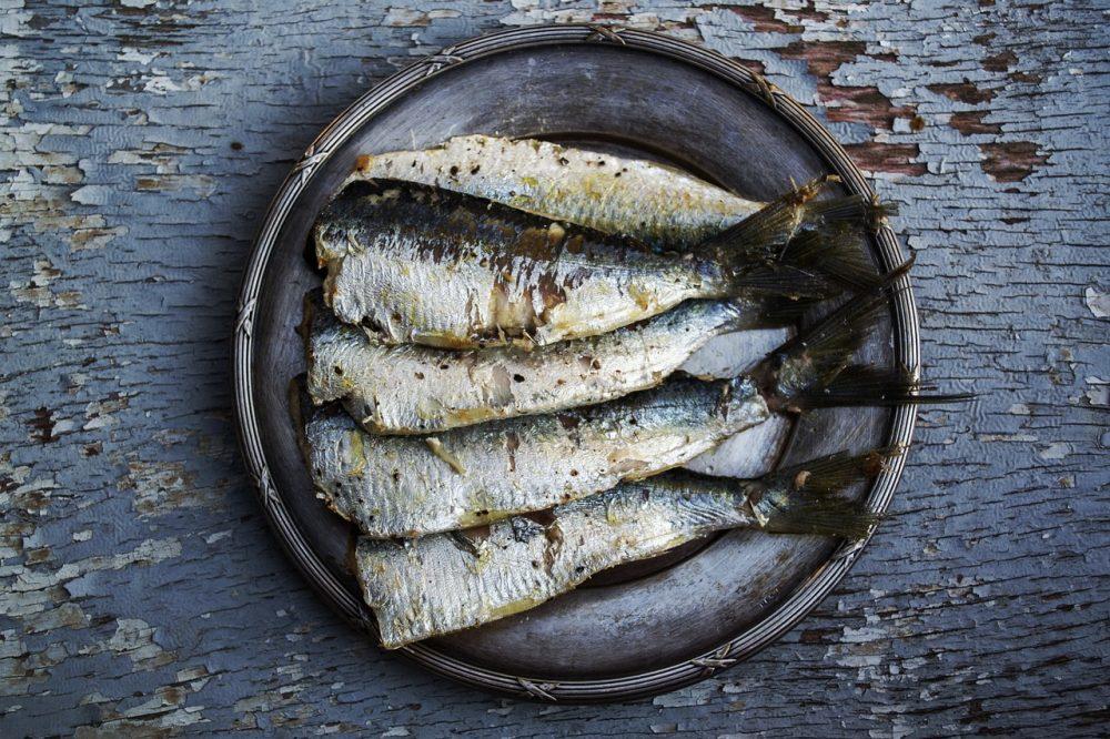 Sardinas aportan omega-3