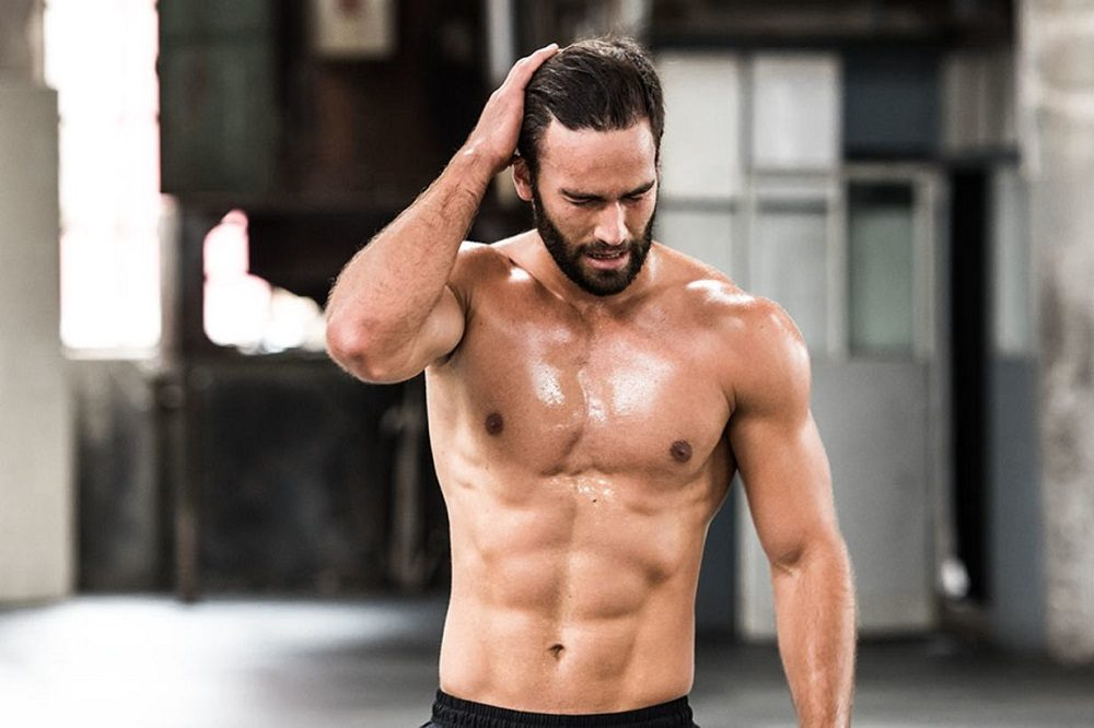 desarrollo muscular con cissus Quadrangularis