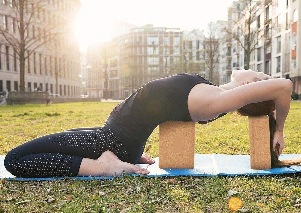 Ladrillo yoga y pilates REEHUT