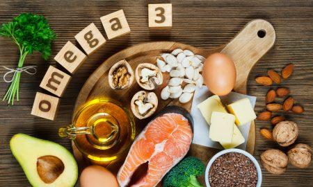 Alimentos para consumir cantidad de omega-3 diaria