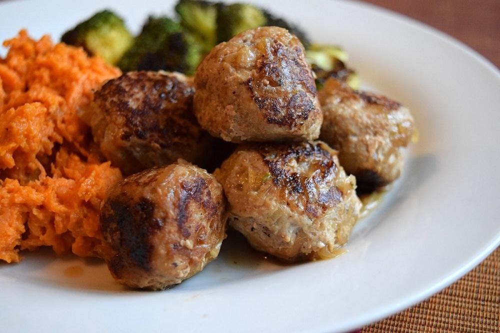 Receta de buñuelos de carne