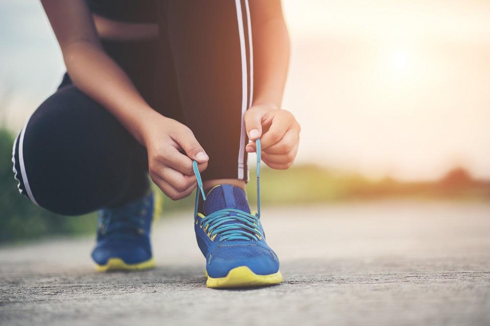 Para correr el calzado es muy importante
