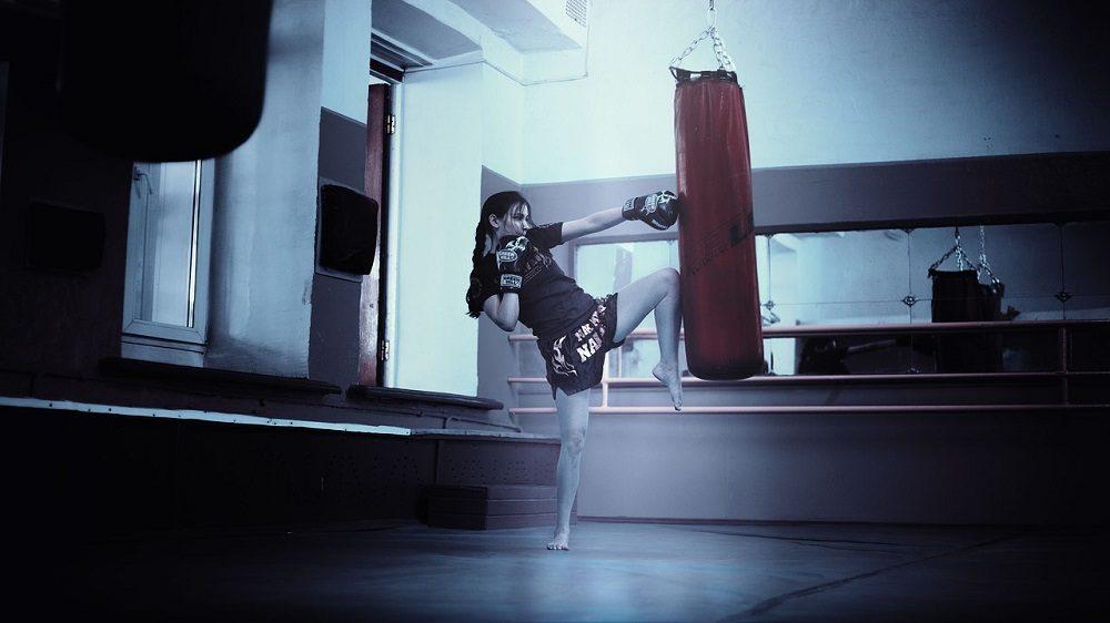 kickboxing para tener un cuerpo perfecto