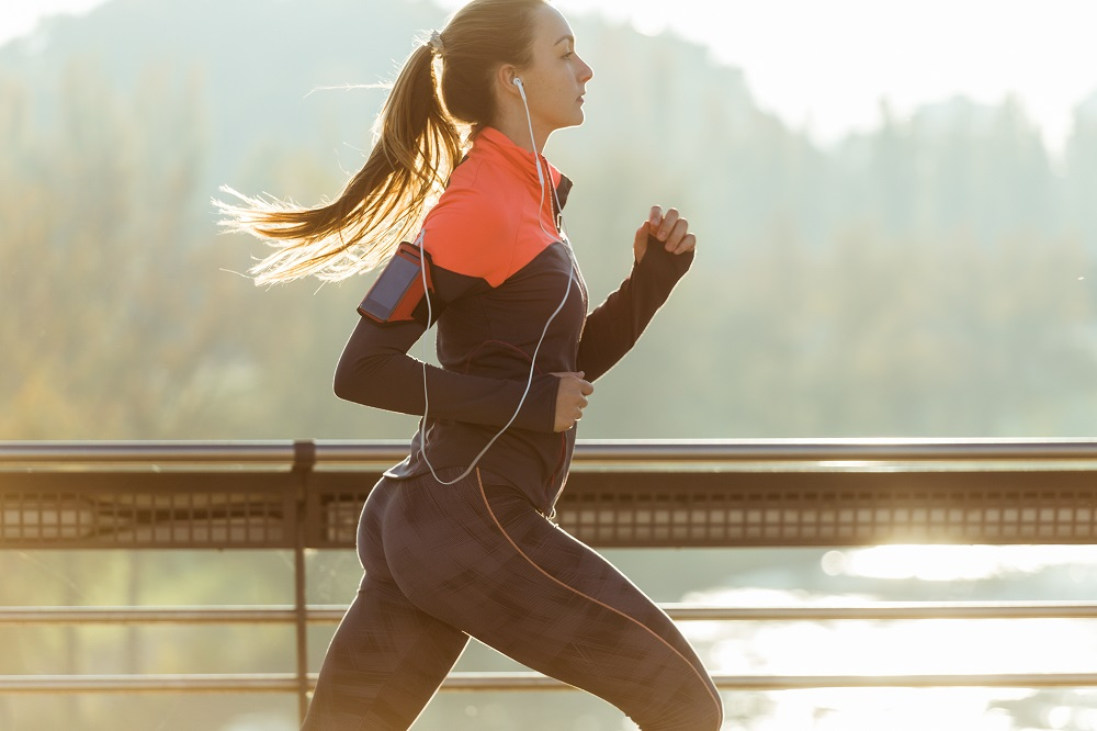 Correr por la mañana sirve para despejarse
