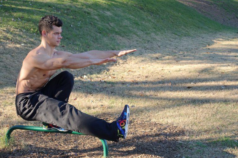 Pistols o sentadilla a una sola pierna como ejercicio crossfit