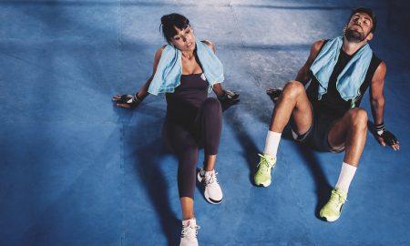 Hacer demasiado ejercicio es malo
