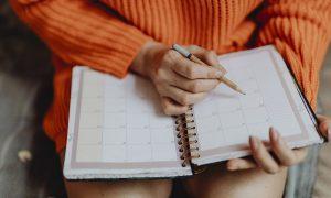 cómo hacer un diario de entrenamiento