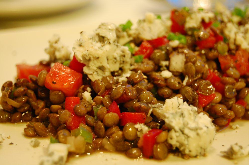 Recetas de ensalada de legumbres