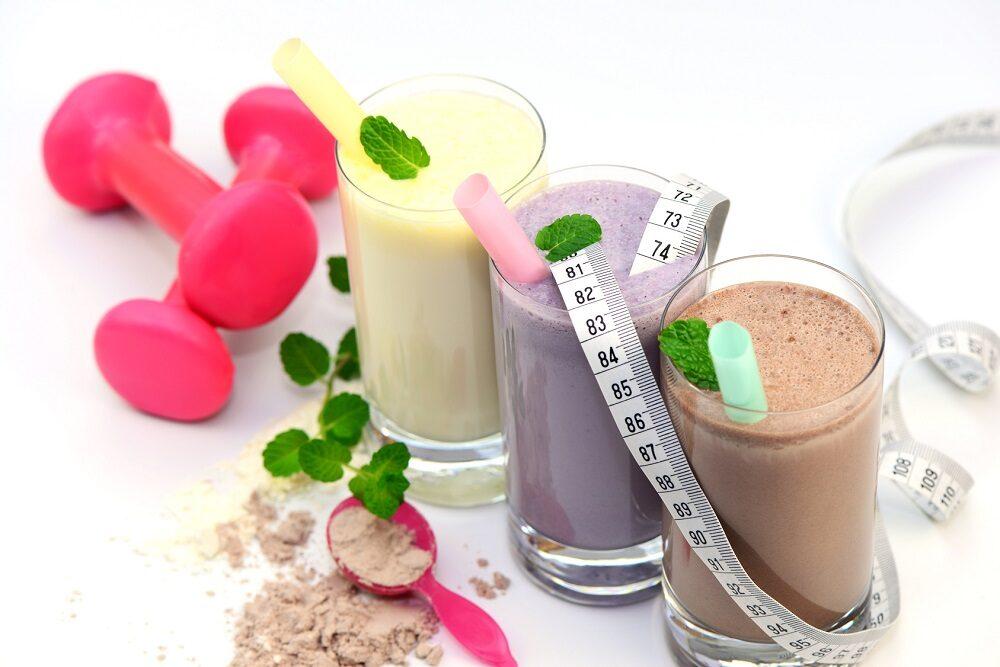 Batidos de proteína para deportistas