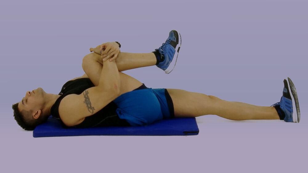 Ejercicio para la flexibilidad del glúteo