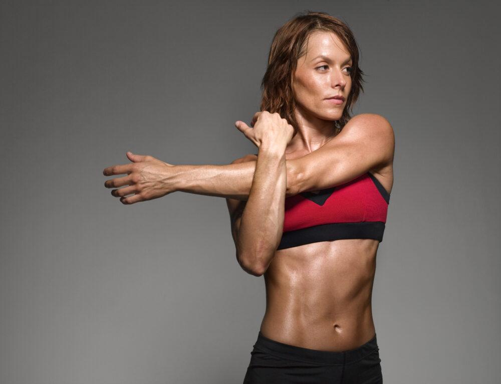 Ganar flexibilidad en pectorales y hombros