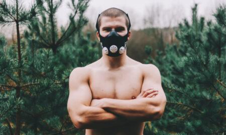 Máscaras de entrenamiento en hipoxia