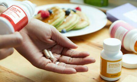 tomar vitaminas