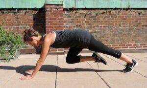 Mountain Climbers: 8 diferentes formas de realizar este potente ejercicio