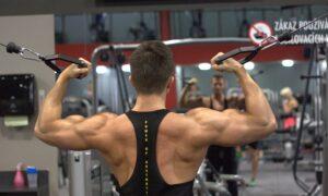 Los mejores ejercicios para dorsales