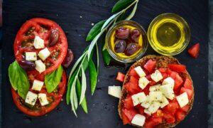 Los beneficios de la dieta mediterránea para la resistencia de un atleta
