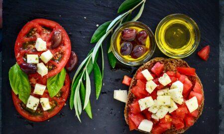beneficios de la dieta mediterránea para la resistencia