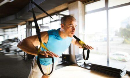 Ejercicios de espalda con TRX para tu entrenamiento en suspensión