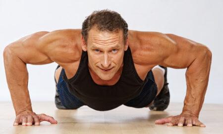 Cómo entrenar para estar en forma a los 40 años con éxito