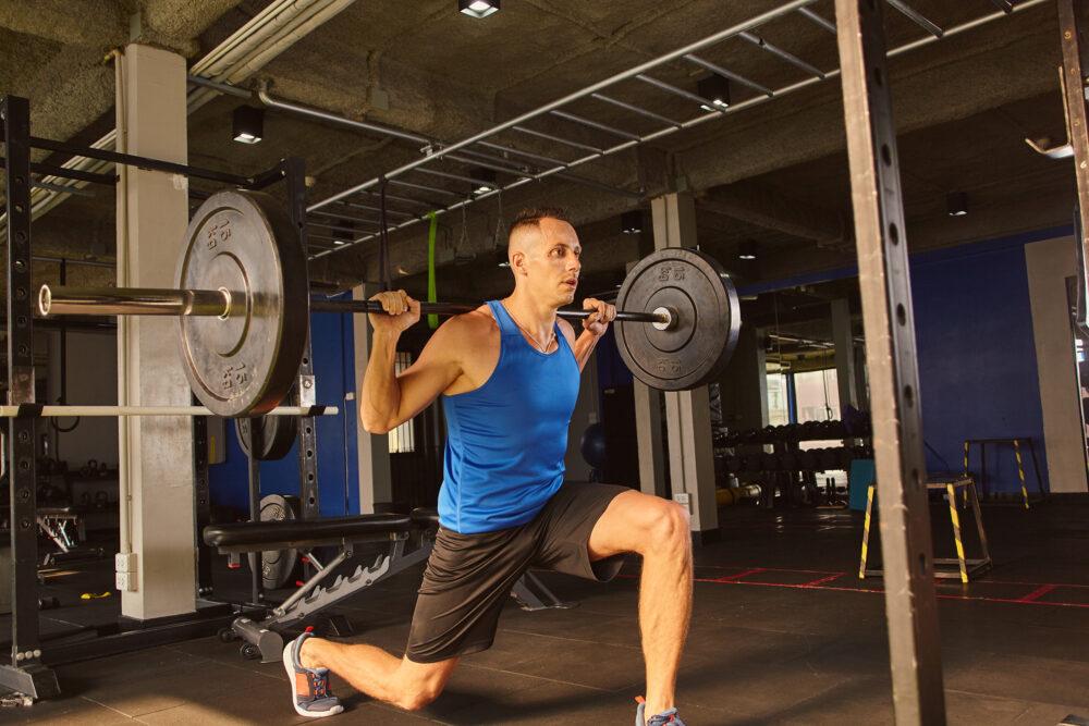 Entrenar para estar en forma a los 40
