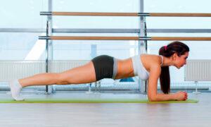 7 ejercicios de core con peso corporal y sin necesidad de material