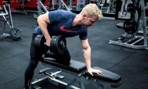 Variantes de ejercicios de remo para conseguir una espalda tonificada