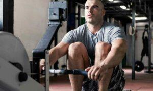 ¿Es el remo en máquina el ejercicio de cardio más completo?