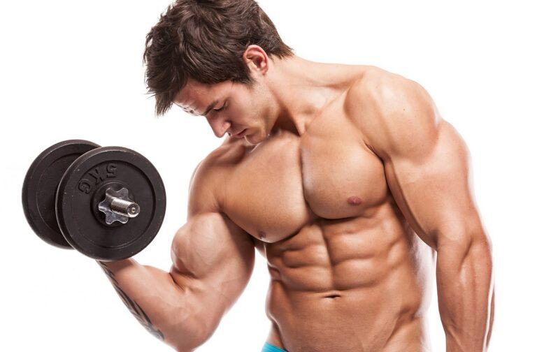 mejor cadencia de repetición para ganar masa muscular