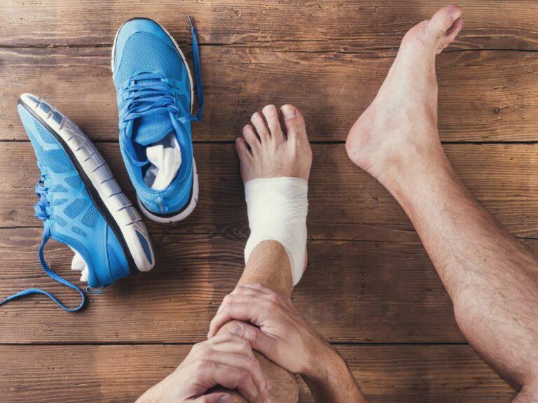 Cuáles son las lesiones que puedes sufrir haciendo running
