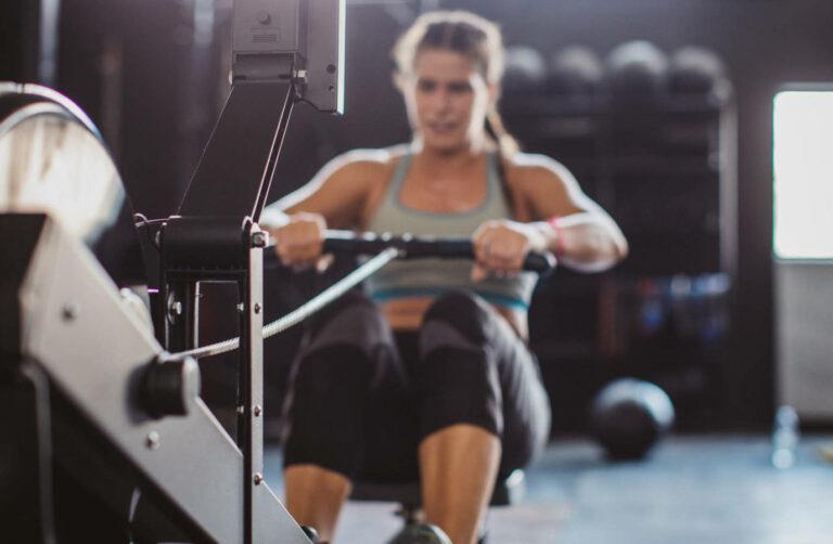 entrenamiento para ganar músculo en casa